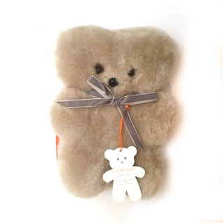 ELKS&ANGELS / Little Cuddle Bear / Latte