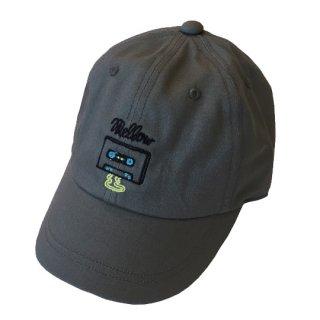 Soulsmania / EMBROIDERED CAP / KHAKI