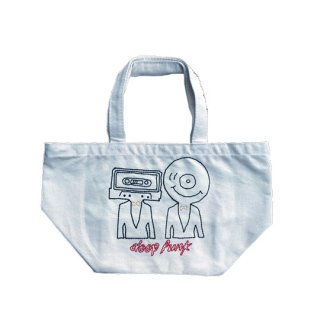 Soulsmania / EMBROIDERED TOTE BAG /DEEPFUNK
