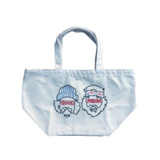 Soulsmania / EMBROIDERED TOTE BAG /GOODFRIENDS