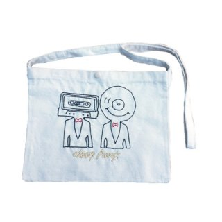 Soulsmania / EMBROIDERED SACOSH BAG /DEEP FUNK
