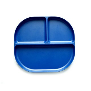 EKOBO / Divided Plate - BIOBU - Royal Blue