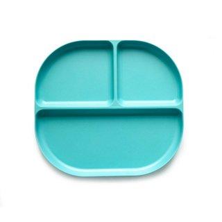 EKOBO / Divided Plate - BIOBU - Lagoon