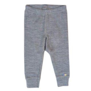 Joha / Merino Wool Leggings / grey