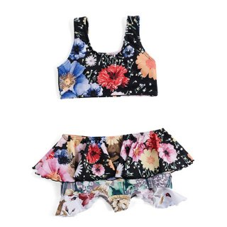 【30%OFF!】WOLF&RITA / MERCEDES - BIKINI Kids / FLOWERS