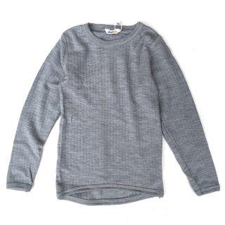 Joha / BLOUSE W/LONGSLEEVES / grey