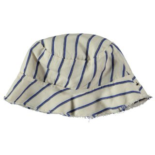 【30%OFF!】My Little Cozmo / HAT - PROVENCE / IVORY STRIPE