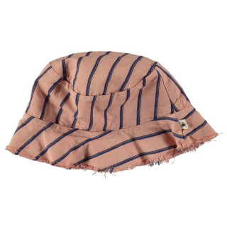 【30%OFF!】My Little Cozmo / HAT - PROVENCE / PEACH STRIPE