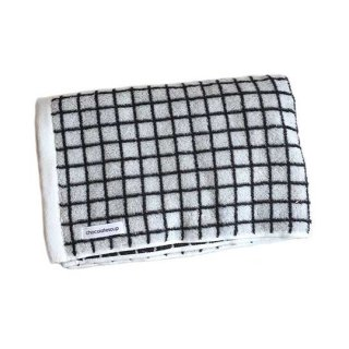 chocolatesoup / GEOMETRY BATH TOWEL / GRID
