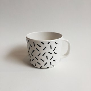 chocolatesoup / GEOMETRY MELAMINE MUG CUP / STICK