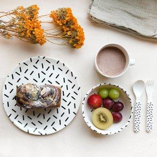 chocolatesoup / GEOMETRY MELAMINE PLATE / STICK