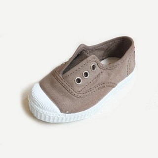 CIENTA [シエンタ]  / beige/dyed / deck shoes