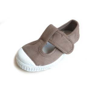CIENTA [シエンタ] / beige/dyed / T-strap shoes