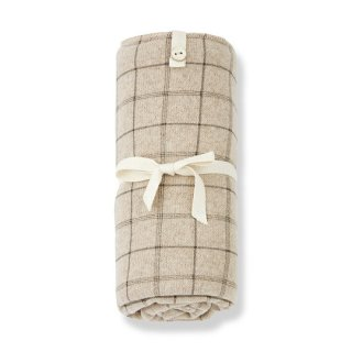 【30%OFF!】1+ in the family / JEANINE blanket / 103. cream