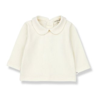 【40%OFF!】1+ in the family / COLETTE blouse / 101. ecru
