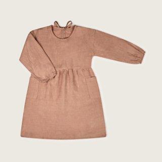 MATONA/ ALMA DRESS / MISTY ROSE