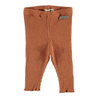 【40%OFF!】My Little Cozmo / LEGGING - BABY RIB PREMIUM / RUST