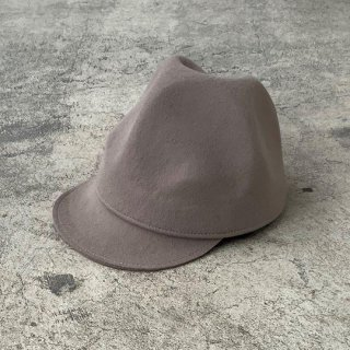 【30%OFF!】MOUN TEN. / mountain cap / greige