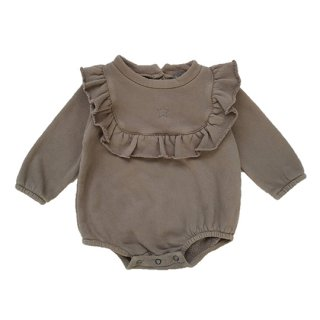 【40%OFF!】tocoto vintage / Felt body with flounces / BEIGE