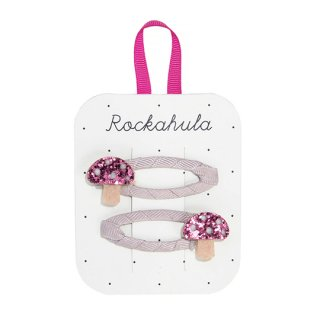 Rockahula Kids / Magical Toadstool Clips / Pink
