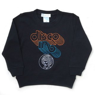 Soulsmania / DISCO IN SWEAT CREW / black