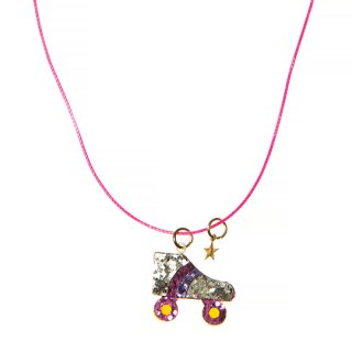 Rockahula Kids / Roller Disco Necklace / Multi