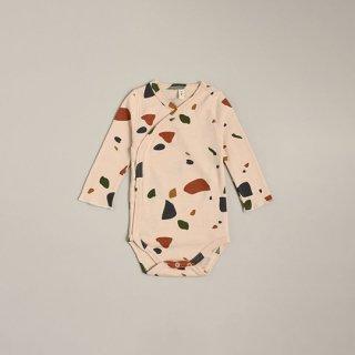 organic zoo / Terazzo Wrap Bodysuit