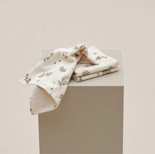 garbo&friends  / Face Towel /  3 pcs Clover