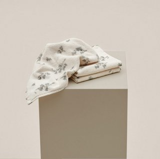 garbo&friends  / Face Towel /  3 pcs Bluebell