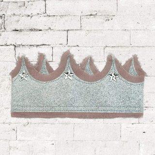 Numero74 / Glitter Crown / Dusty Pink