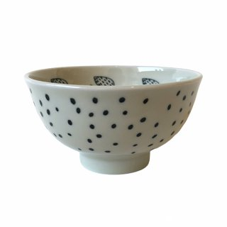 松尾ミユキ / Ceramic Bowl / Dot Starling