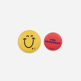 【ご予約商品】BOBO CHOSES / Smile & President Badges / ACC. KID