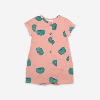 【ご予約商品】BOBO CHOSES / Tomatoes All Over Playsuit / BABY
