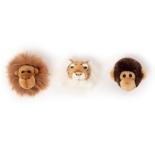 WILD&SOFT / Small Animal Heads / JUNGLE BOX