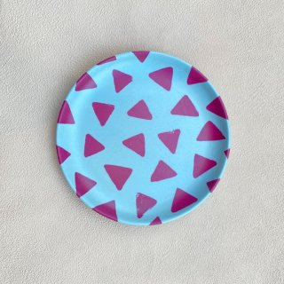 Goma / Bamboo Plate S / F. Triangle