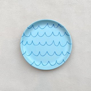 Goma / Bamboo Plate S / D. Wave Line