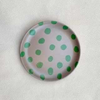 Goma / Bamboo Plate S / C. Dot