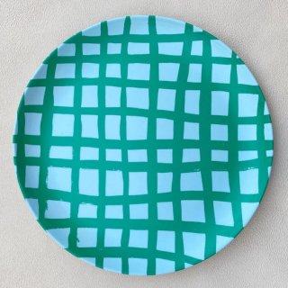 Goma / Bamboo Plate L / F. Check