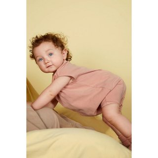 GRAY LABEL / Baby Grow with Snaps / Rustic Clay / baby