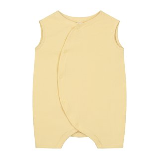 GRAY LABEL / Baby Grow with Snaps / Mellow Yellow / baby