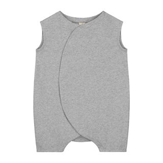 GRAY LABEL / Baby Grow with Snaps / Grey Melange / baby