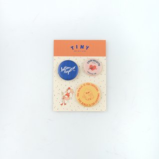 【30%OFF!】TINYCOTTONS / CHIRINGUITO PINS / multicolor