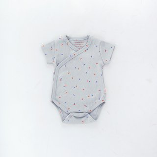 TINYCOTTONS / STICKS CROSSED BODY / pale grey