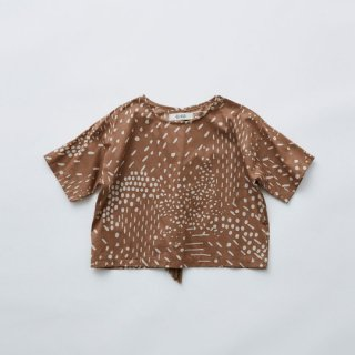 eLfinFolk / QiLin T-shirt / brown