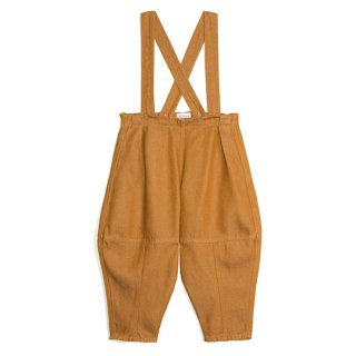 WOLF&RITA / VICENTE OCRE - Trousers / Kid