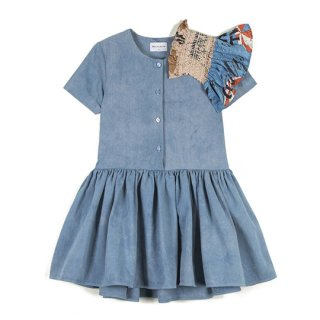 WOLF&RITA / GRACA DENIM - Dress / Kid