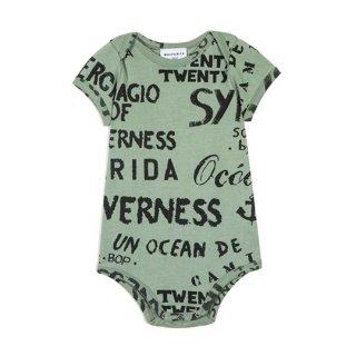 WOLF&RITA / DIOGO SYNERGIE GREEN - BODYSUIT / Baby