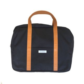 chocolatesoup / GEOMETRY SCHOOL BAG / black