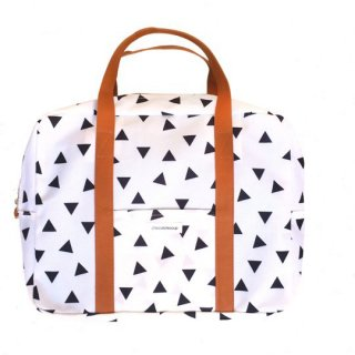 chocolatesoup / GEOMETRY SCHOOL BAG / triangle