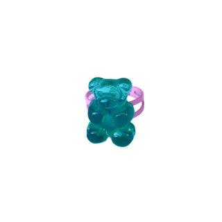 Milk x Soda / Gummy Ring / Green
